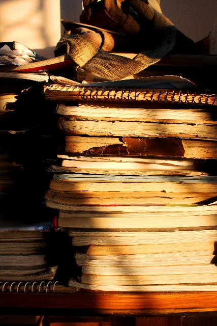 【Q40】捨てられない!困った男親の収集癖・本や雑誌で床が抜けそうです。